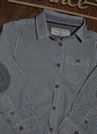 Рубашка zara 2-3г
