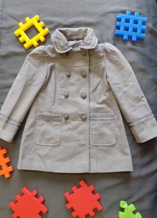 Пальто длинное удлиненное классика классическое легкое деми демисезонное