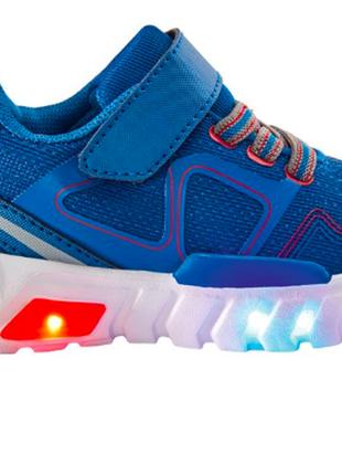 Lupilu® кроссовки для малыша, с эффектом мерцания