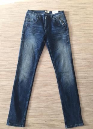 Новые джинсы известного бренда pepe jeans в размере 26/32