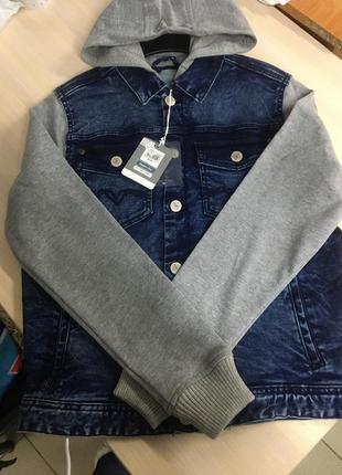 Куртка-джинс ovs