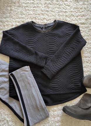 Термо кофта,свитер оверсайз