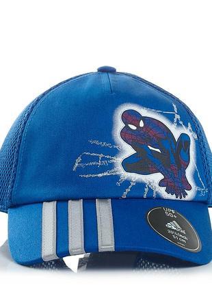 Кепка бейсболка adidas spiderman человек-паук
