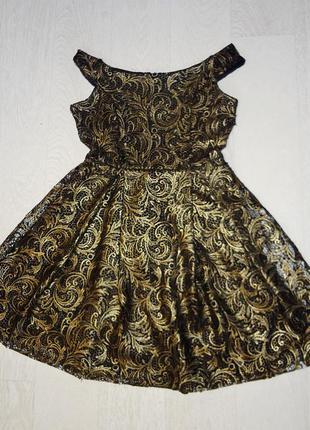 Очень красивое, нарядное платье reserved