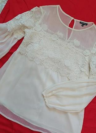 Шикарная шифонова блуза