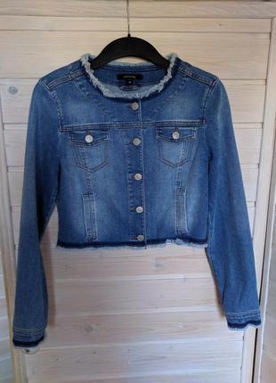 Джинсова куртка,джинсовка