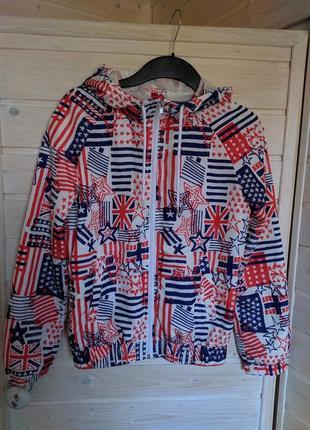 Куртка,вітровка,ветровка hm