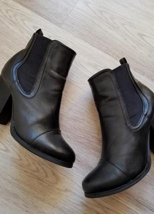 36р!ботинки полусапожки ботильони