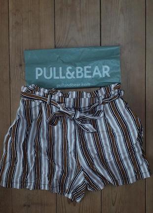 Шорты pull&bear