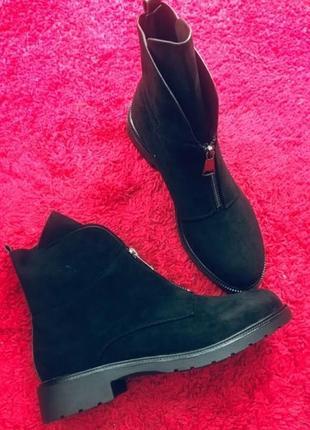 Ботинки демисезонные, ботинки деми, ботинки весна осень