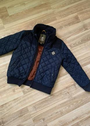 Куртка деми на мальчика 7-8 лет