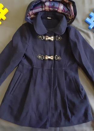 В наличии пальто длинное удлиненное классика классическое на кнопках