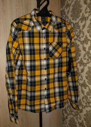 Рубашка 12-14 л