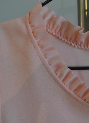 ... Ніжне плаття з відкритими плечима кольору пудри2 ... cb58e5b8c1ef4
