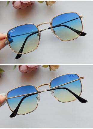 Солнцезащитные очки - яркая, стильная модель