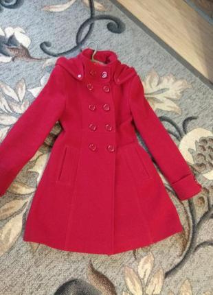 Женское кашемировое пальто victoria bloom