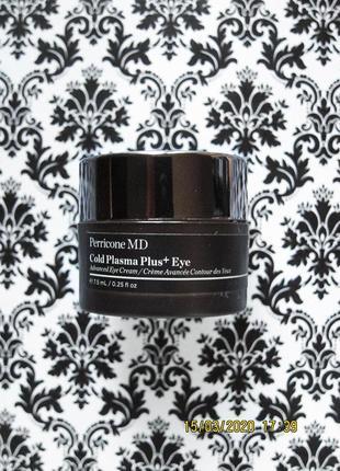 Perricone md омолаживающий крем для кожи вокруг глаз cold plasma+ eye