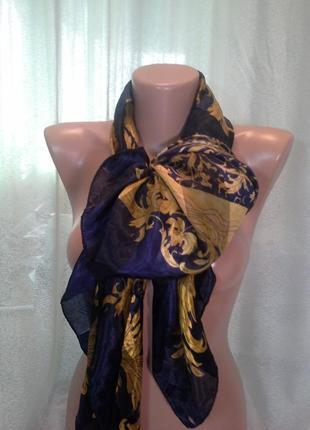 Шаль платок на шею