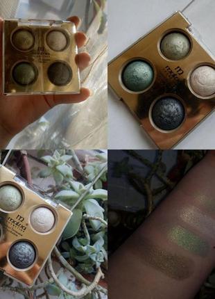 Палетка теней malva cosmetics velvet terracotta eyeshadow