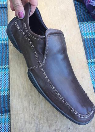 Мужские туфли кожа 43р