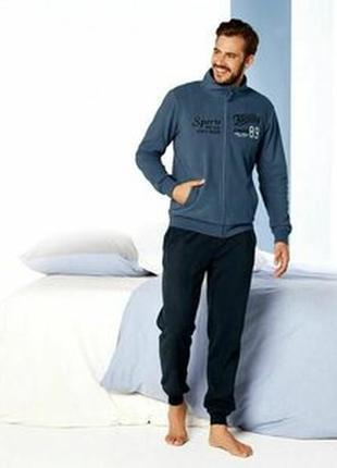 Уютный флисовый мужской костюм,  германия