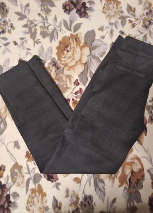 Новые брюки в клеточку