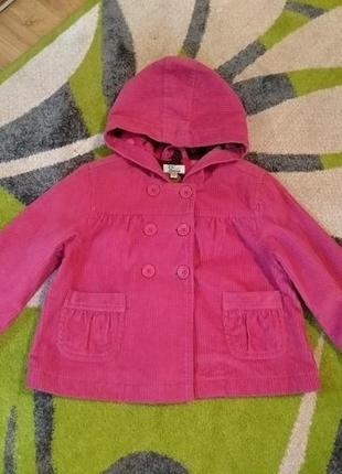 Куртка, плащ, пальто р.140 см.