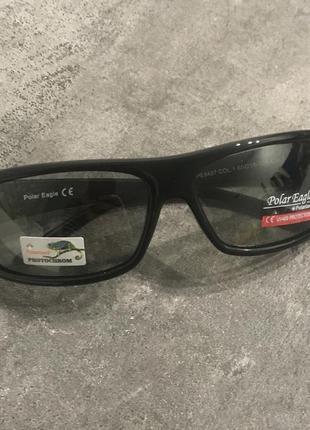 Polar eagle мужские солнцезащитные очки
