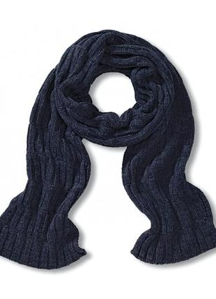 Фирменный шарф от tcm tchibo.германия! оригинал!