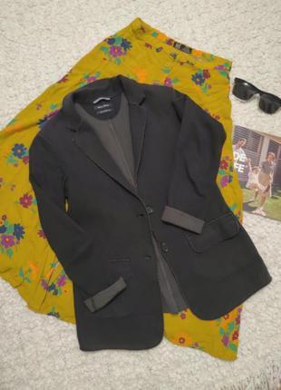 Стильный котоновый пиджак от  marc o'polo