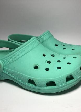 Десткие сабо крокс crocs