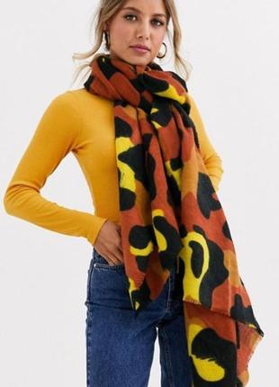 Новый большой палантин,шаль,шарф