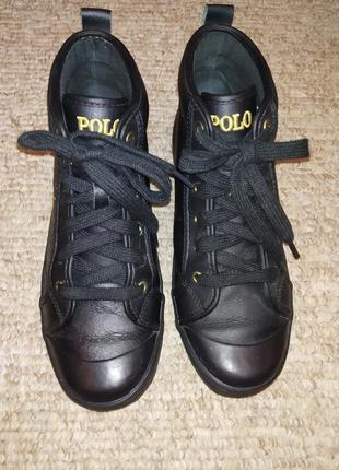 Кеды кроссовки ботинки polo ralph lauren 36,5р.