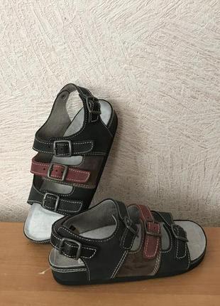 33-34-vip- сандали для мальчика 100% кожа