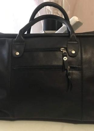 Сумка натуральная кожа, кожаная сумка.