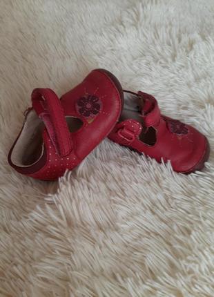 Кожаные туфельки clarks #розвантажуюсь