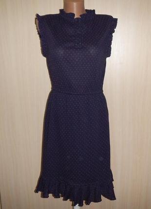 Платье в горошек paris atelier p.6(36)