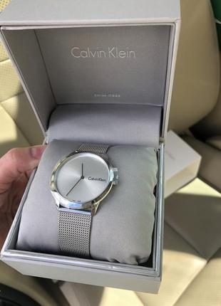 Часы calvin klein новые оригинал