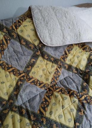 Одеяло, покрывало из мериносовой шерсти