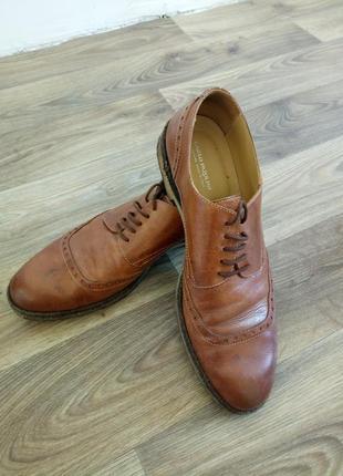 Туфли демисезонные сarlo рazolini couture made in italy 44 размер