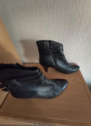 Ботинки,осенние
