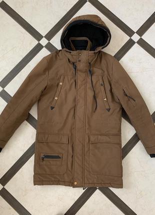 Парка, зимняя куртка