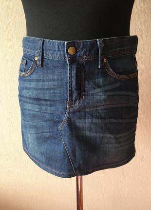 Мини юбка,джинсовая короткая юбка юбочка
