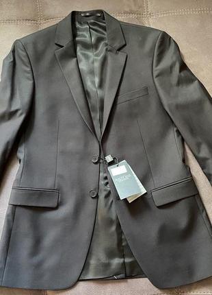 Официальный мужской костюм antoni zeeman
