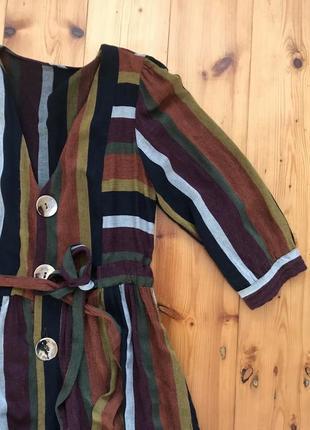 Сукня з натуральної тканини