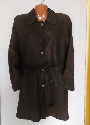 Кожаная куртка. кожаный плащ
