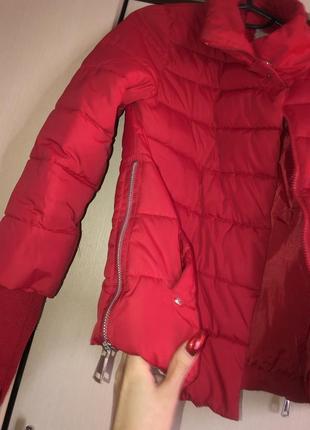 Балоновая курточка