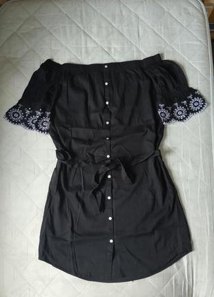 Платье-рубашка old navy р-р s