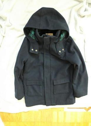 Плащ куртка кашемір