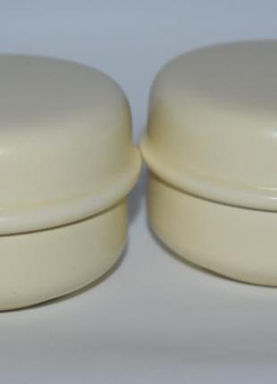 Набор 2 интересные красивые мини шкатулки фарфор hornsea england винтаж